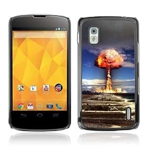 YOYOSHOP [A-Bomb Explosion] LG Google Nexus 4 Case by Maris's Diary