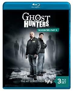 Ghost Hunters: Season 6: Part 1 [Blu-ray]
