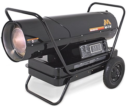 Mi T M Corp MH-0400-0M10 Kerosene Forced Air Space Heater...