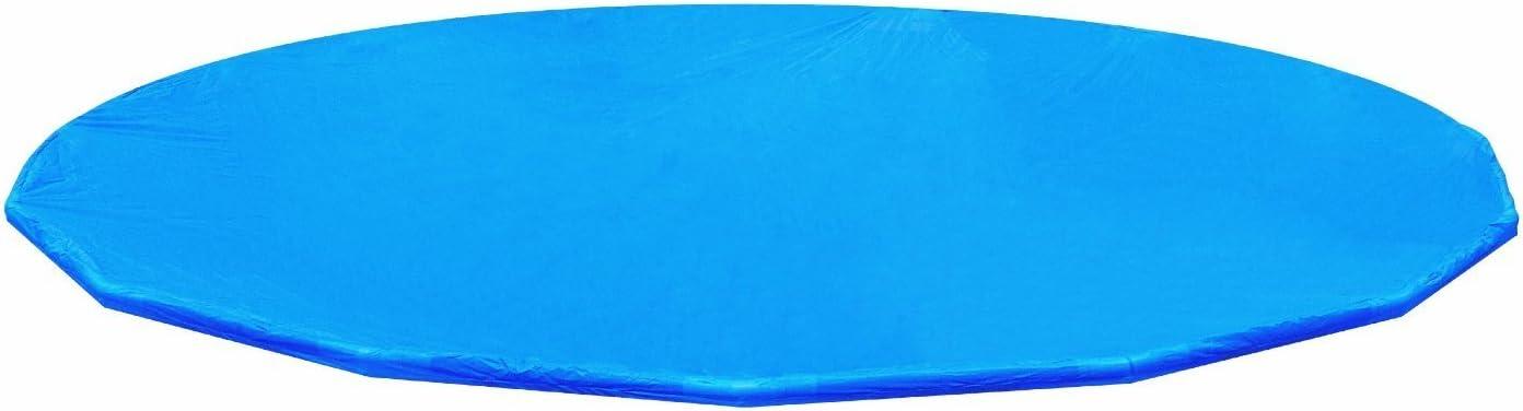 Cubierta para piscina Bestway 457 cm x 122 cm: Amazon.es: Jardín