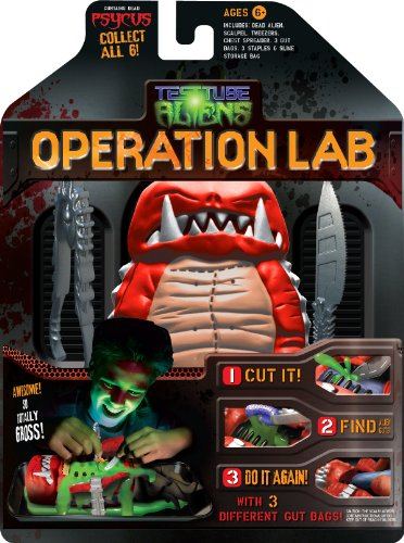 Alien Operation Lab - Psycus