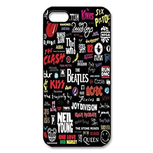 Rock and Roll Case for Iphone 5 Petercustomshop-IPhone 5-PC00494