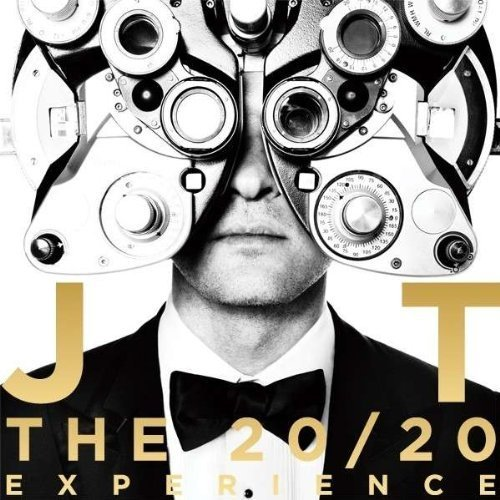Original album cover of The 20/20 Experience by Justin Timberlake