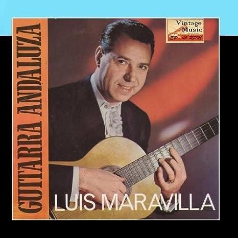 Vintage Flamenco Guitarra No7 - EPs Collectors by Luis Maravilla ...