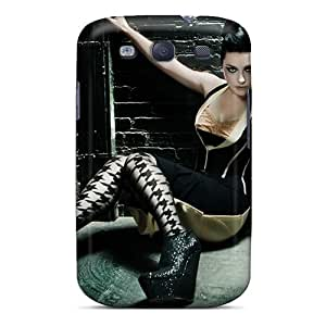 Hot Snap-on Amy Lee Hard Cover Case/ Protective Case For Galaxy S3