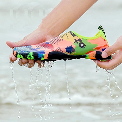 Swimming Aqua Shoes Summer Sports Beach Wading Fishing Barefoot Shoes Sneakers Women Walking Shoes Water Outdoor Men Yq464avU