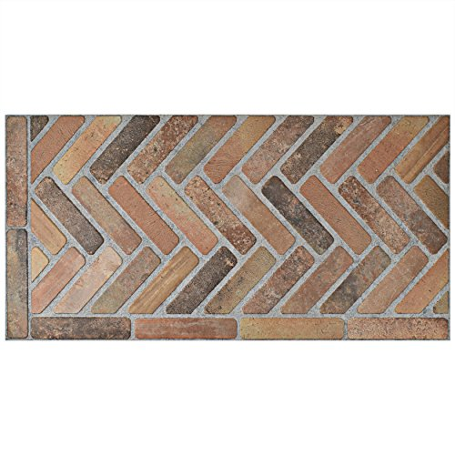 SomerTile FCG36ALC Greco Porcelain Floor and Wall Tile, 17.75
