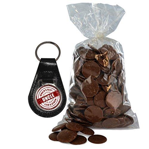 Boutons En Au Joint Design nbsp;g Sac Cuir World's Lait 200 Et 1stopshops Best Uncle clés Porte Chocolat De w0TqZCn