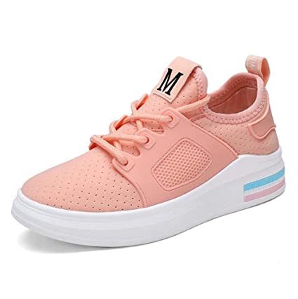 08a55ff4a6055 Amazon.com: Exing Womens's Shoes Summer Fall New Breathable Sports ...
