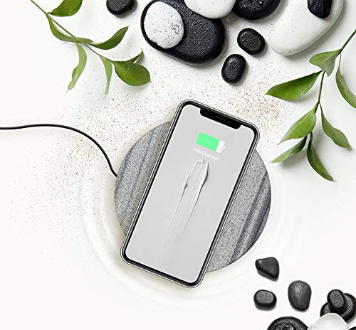 17% discount on a wireless charging stone