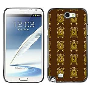 ZECASE Funda Carcasa Tapa Case Cover Para Samsung Galaxy S4 Mini I9190 No.0004538
