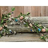 Heart of America Country Easter Garland 4Ft