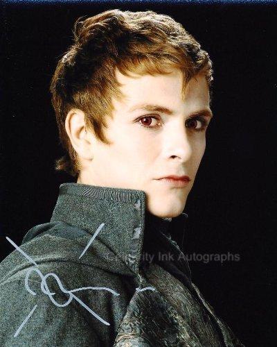 CHARLIE BEWLEY as Demetri - Twilight Saga Genuine Autograph from Celebrity Ink