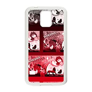 Hakuna Matata Cell Phone Case for Samsung Galaxy S5