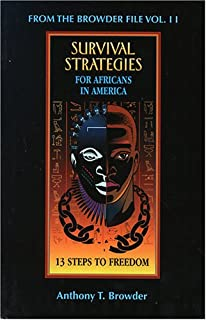 From the browder file 22 essays on the african american experience survival strategies for africa 2 fandeluxe Choice Image