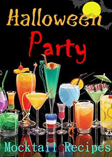 10 Easy Halloween Party Mocktails recipes -