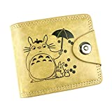 Gumstyle My Neighbor Totoro Anime Cosplay 10 Slots Bifold Wallet Card Holder Purse 2
