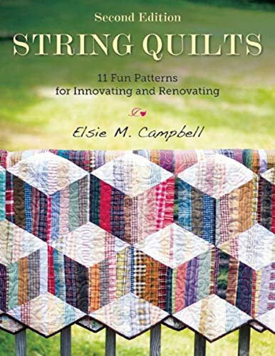 String Quilts: 11 Fun Patterns for Innovating and Renovating ()