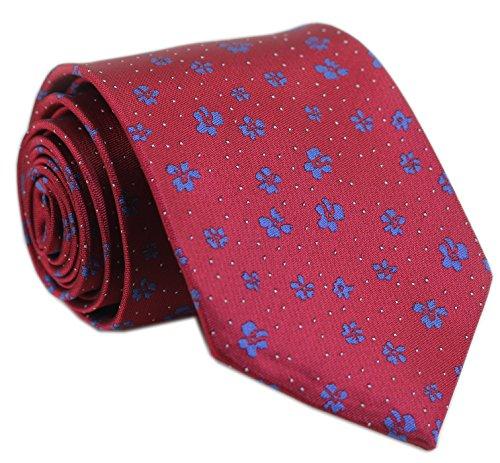 Classic Floral Tie - 4