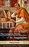 The Complete Works of St. Augustine: Cross-linked