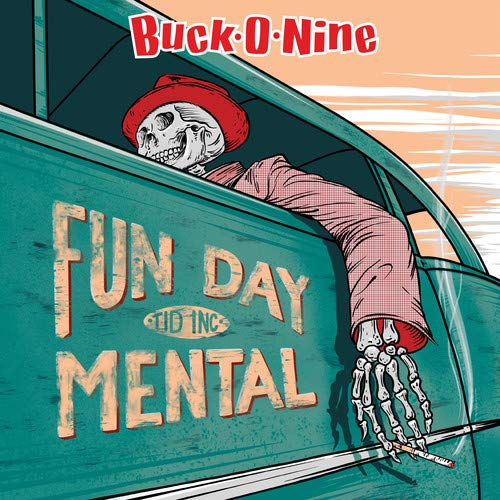 Vinilo : Buck-O-Nine - Fundaymental (Red, Limited Edition)