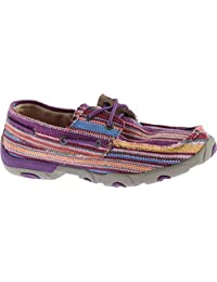 Twisted X Boots Women's WDM0047 Boat Shoe