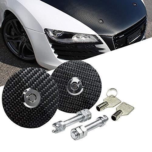 Hood Carbon Pin Fiber (iJDMTOY JDM Racing Style 2.5