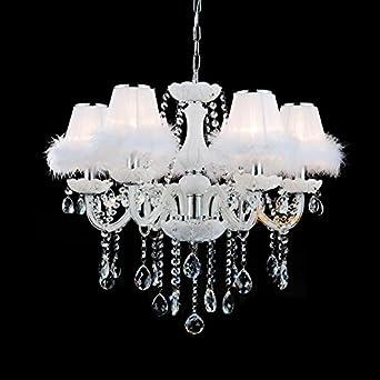 de cristalestilo Lámpara romántico de techo araña de uTPwOXikZ