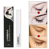 Beauty Eyelash Growth Treatments Liquid Serum Enhancer Eye Lash Longer Thicker Better than Eyelash Extension