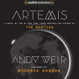 by Andy Weir (Author), Rosario Dawson (Narrator), Audible Studios (Publisher) (712)  Buy new: $29.95$25.95