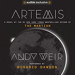 by Andy Weir (Author), Rosario Dawson (Narrator), Audible Studios (Publisher) (220)  Buy new: $29.95$25.95