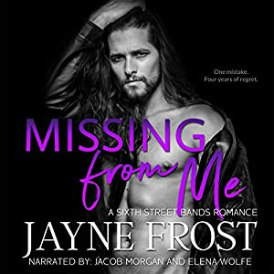 Missing from Me Audiobook