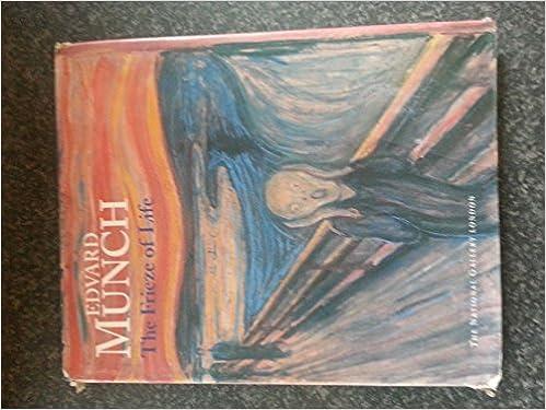The Frieze of Life Edward Munch