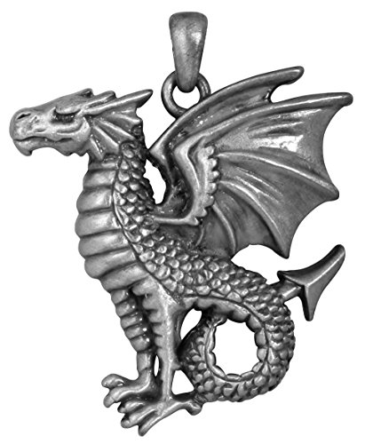 silver-color-pewter-leviathan-dragon-pendant