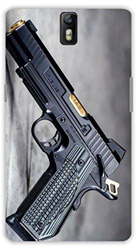 Crazy Beta Weapon gun mouzer black gun design Printed: Amazon in