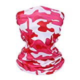 Kid Face Covering Children Neck Gaiter Summer