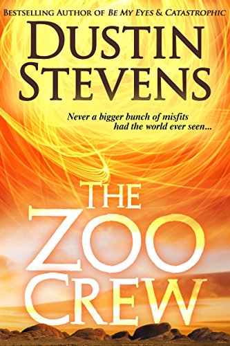 The Zoo Crew - A Thriller (Zoo Crew series Book 1) cover