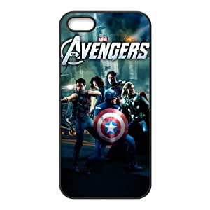 IPhone 5,5S Phone Case for The Avengers Classic theme pattern design GQTAS730811