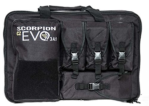 Scorpion Evo 3 - A1 Bag w. custom foam inlay by ASG