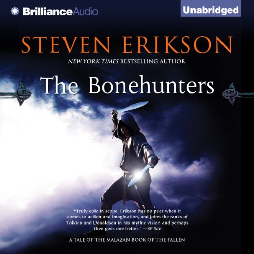 The Bonehunters: Malazan Book of the Fallen, Book 6 Audiobook [Free Download by Trial] thumbnail