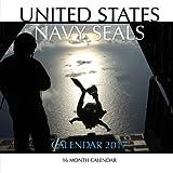 United States Navy Seals Calendar 2017: 16 Month Calendar