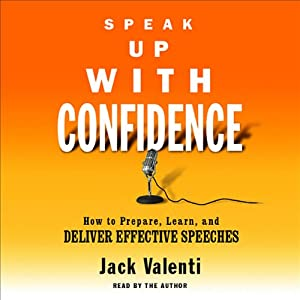Speak Up with Confidence Audiobook