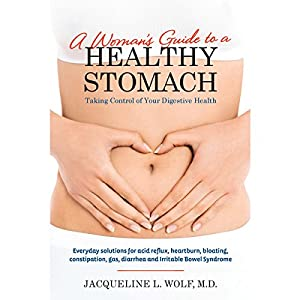 A Woman's Guide to a Healthy Stomach Audiobook