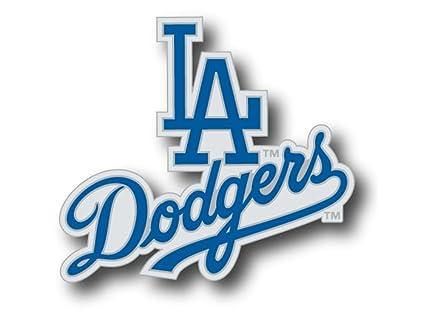 Amazon Los Angeles Dodgers Primary Plus Logo Pin Sports