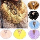 New Scarfs for Women Hot Sale,DEATU FashionPashmina Imitation Fur Grass Scarves