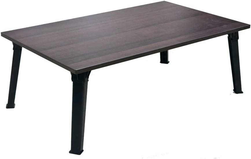 Living Room Furniture Folding Center Table in Wenge Colour by Eros Modern Coffee Tables