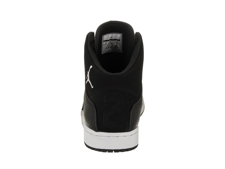 Air Jordan 1 Vol Cuisine Mi Gris Noir Et Blanc 6wGaZ2ou