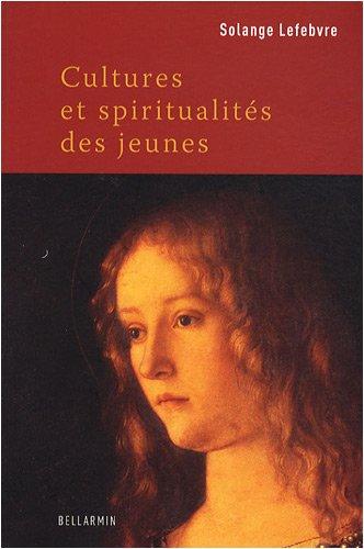 cultures religions et spiritualités des jeunes
