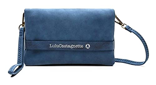 37a86368d119c Lulu Castagnette Pochette IDEAL (Navy)  Amazon.fr  Chaussures et Sacs