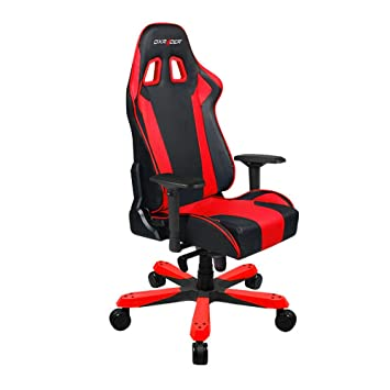 DXRacer King Series Big And Tall Chair DOH KS06 NR Racing Bucket Seat Office